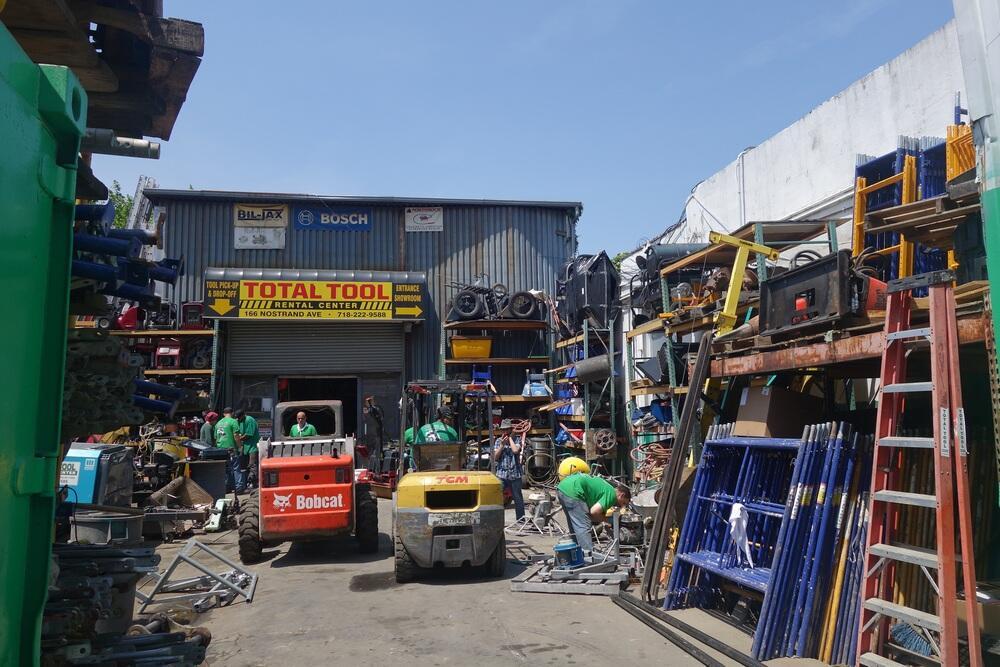 Tool Amp Construction Equipment Rental Brooklyn Manhattan